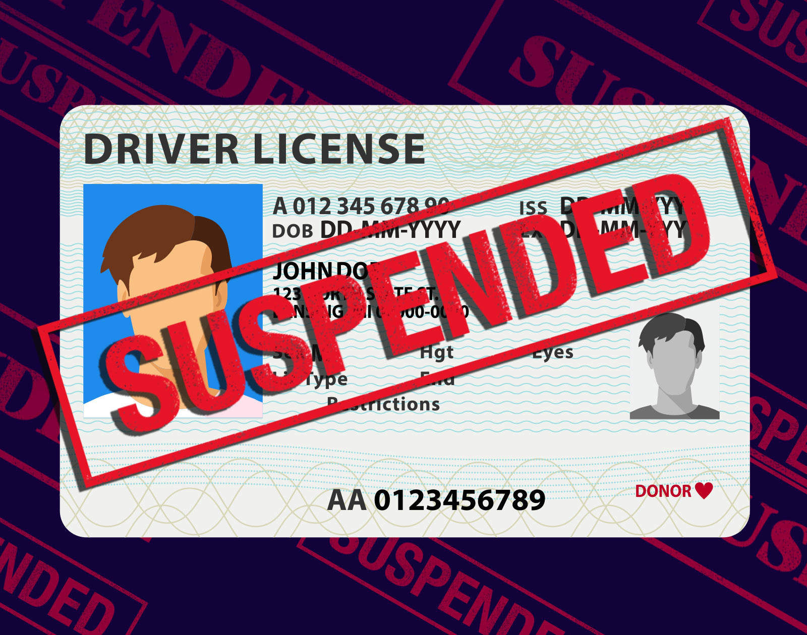 penalties for driving with suspended license